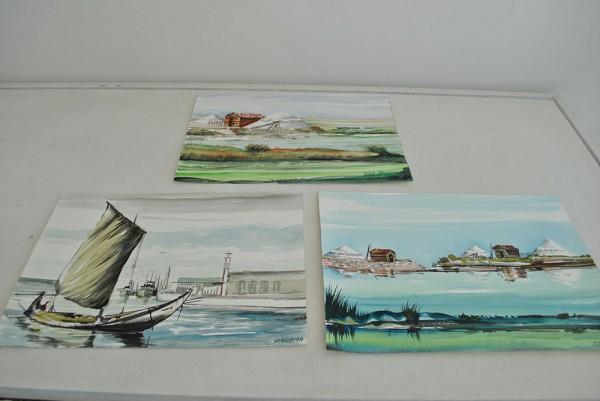 Pinturas de Carlos Pinto